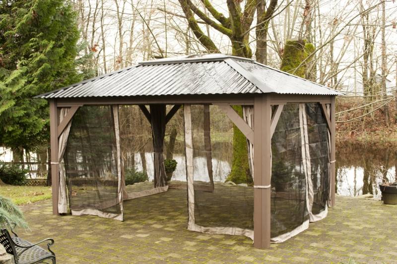 Visscher gazebos hotspring spas and pool tables 2 for Club piscine ottawa