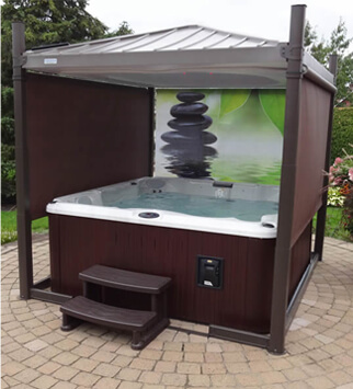 Gazebos Hotspring Spas And Pool Tables 2