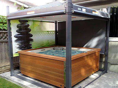 Evolution Hot Tub Cover Hotspring Spas And Pool Tables 2