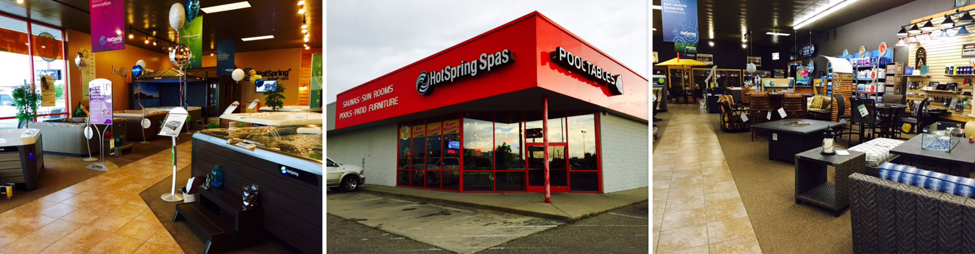 West Fargo Showroom Hotspring Spas And Pool Tables 2