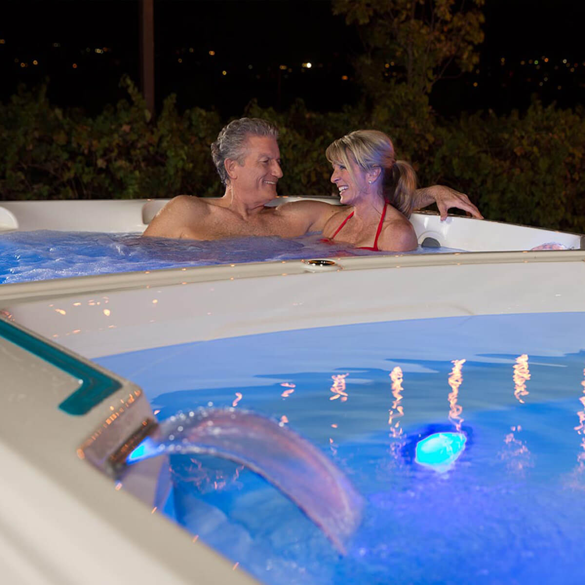 Do You Follow These Four Hot Tub Ettiquette Rules? Family Image