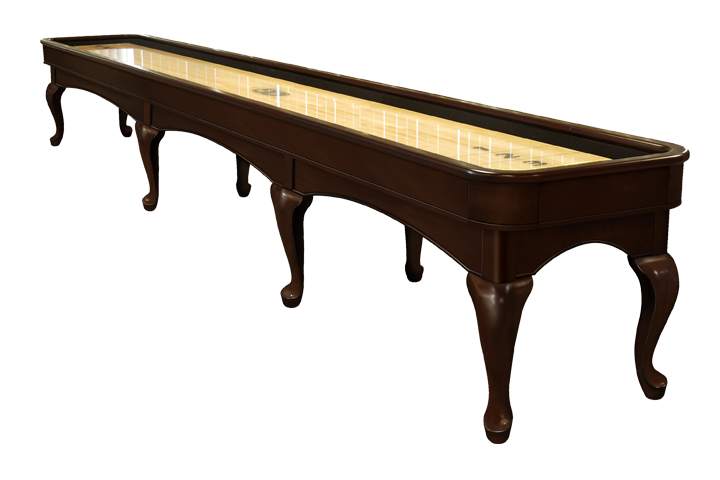 Olhausen Shuffleboard Table Basics Family Image