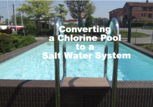Thumbnail for an article about converting chlorine pools to a salt water system.
