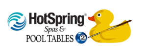 HotSpring Spas & Pool Tables 2 Logo