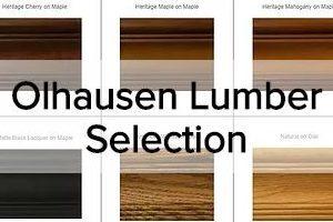 Olhausen Lumber Selection thumbnail