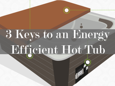 3 Keys to an Energy Efficient Hot Tub Family Image