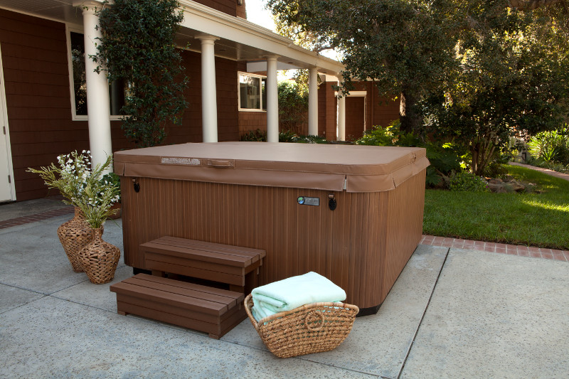 Big Box V Specialty Hot Tub Stores Family Image