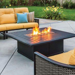 Tropitone Fire Table