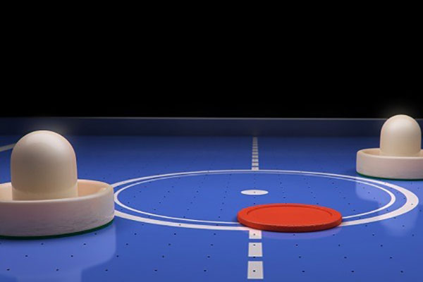 Air Hockey Family Image