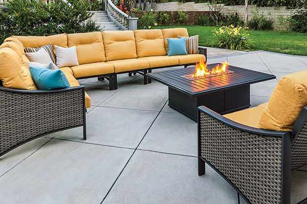 Patio Furniture Family Image