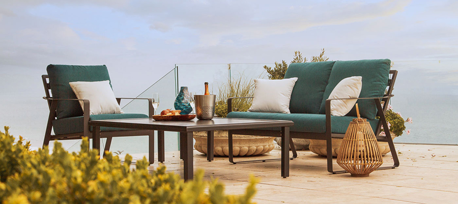 Tropitone Outdoor Furniture Family Image