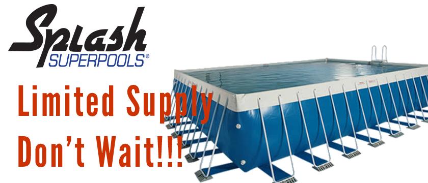 Splash Super Pools