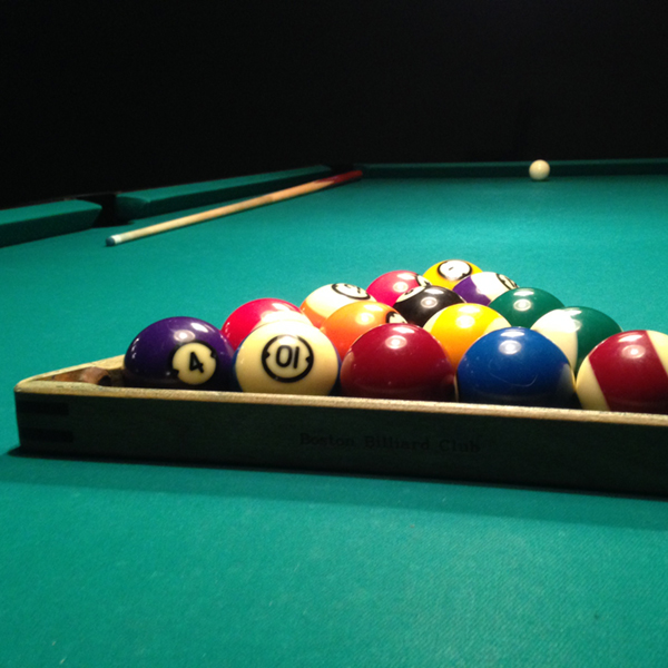 Billiards Services Family Image